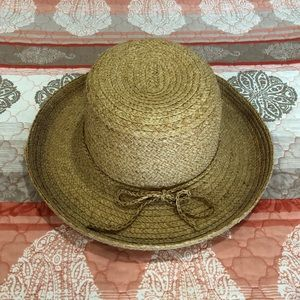 🐼 Unbranded Classic Roll Up Straw Hat